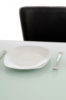 loss of a child, empty plate, empty chair