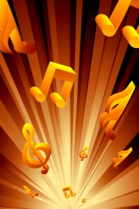 Musical notes Image by digitalart FDP net